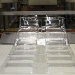 Embalagens tipo vacuum forming
